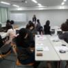 HOPE100東日本大震災チャリティーセミナー主催 のチャリティーセミナーでお話ししました。「女性が輝きながら働く方法、転職、起業のヒント」